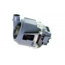 Pompa myjąca z grzałką zmywarki Bosch Siemens