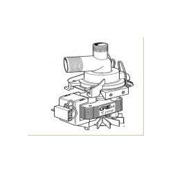 Pompa spustowa pralki Bosch / Siemens 11415
