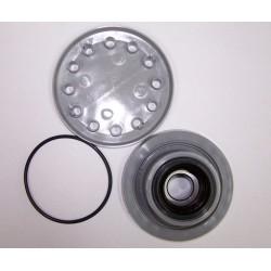 Ułożyskowanie bębna pralki AEG / Electrolux / Zanussi prawe