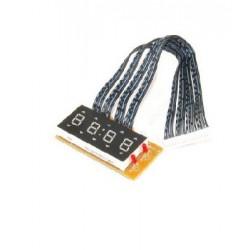 Wyświetlacz elektroniczny piekarnika z 2 diodami Whirlpool