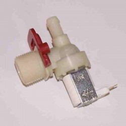 Elektrozawór 1- drożny / 90o / fi 13.5