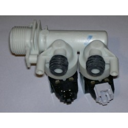 Elektrozawór 2- drożny pralki Indesit  Ariston  Hotpoint